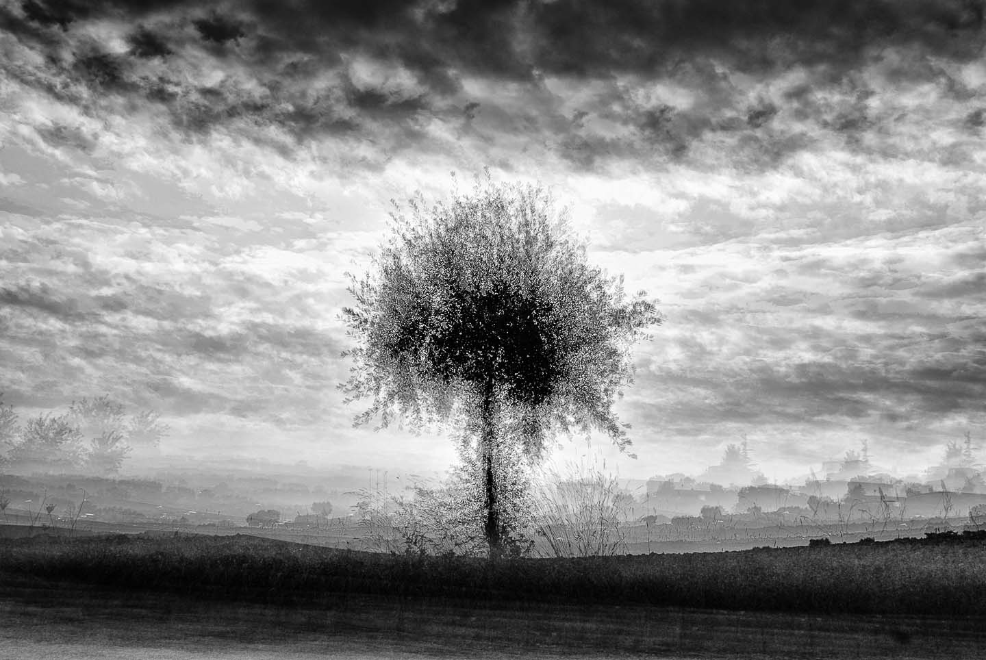 Multiexposure rural