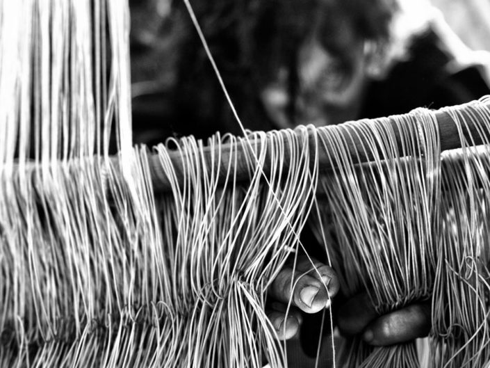 Weaving claudio dell'osa ph